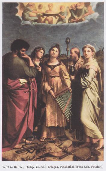 Cecilia Rafael Bologna Pinacoteca